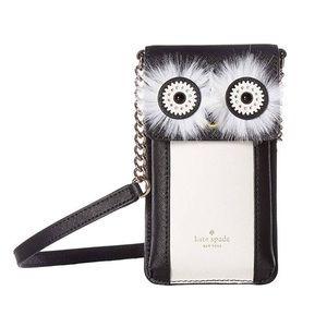 Kate Spade New York Penguin Crossbody iPhone Case
